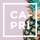Capri - A Hot Multi-Purpose Theme