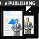 Bold Magazine ePublishing Template - GraphicRiver Item for Sale
