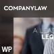 CompanyLaw - Lawyer & Attorney WordPress Theme