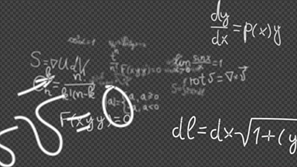 Flying Through Math Equations