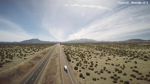 VideoHive Flagstaff Aerials 11713616