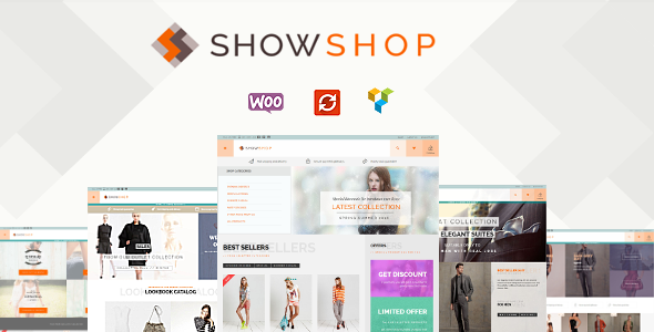Showshop Modern Multipurpose E-Commerce Theme