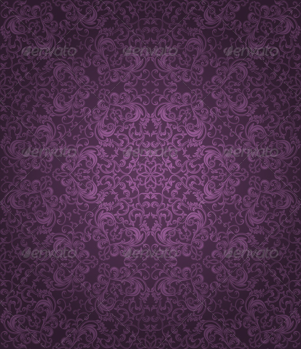GraphicRiver Seamless floral pattern 143830