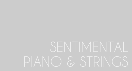 Sentimental Piano & Strings