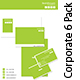 Corporate Identity 6 Pack - GraphicRiver Item for Sale