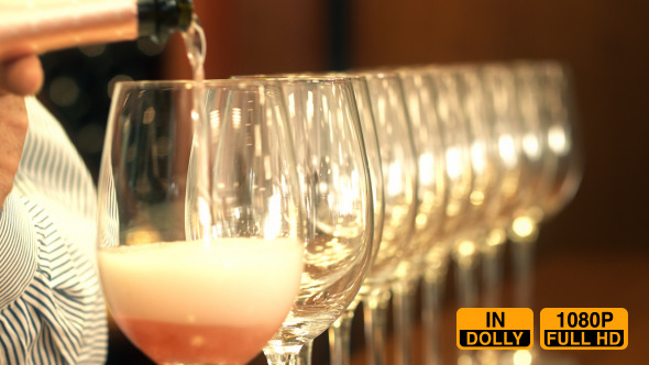 Wine Pouring 1