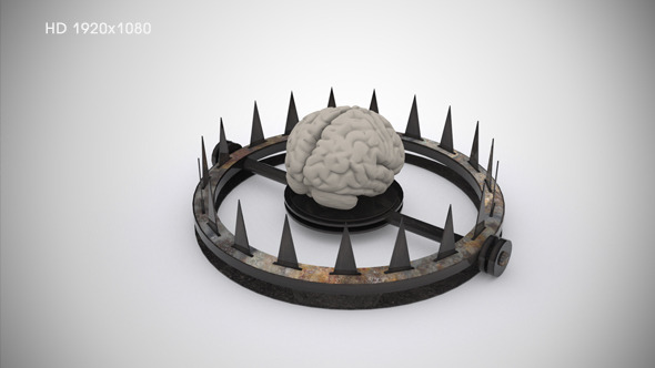 VideoHive Trapped Mind Background 11717876