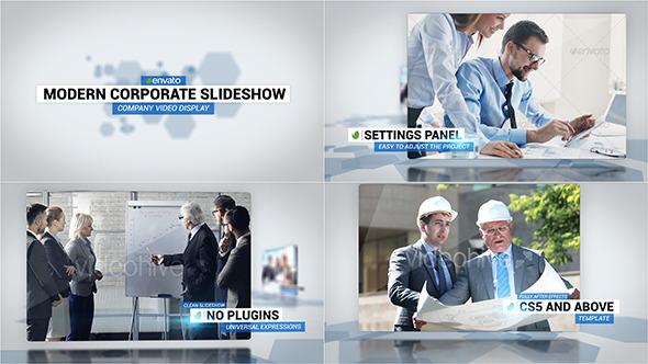 Modern Corporate Slideshow 3