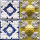 Flourish Style Tiles