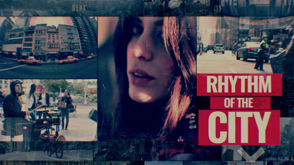 Rhythm of the City