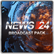 Broadcast Design - News 24 Package - VideoHive Item for Sale