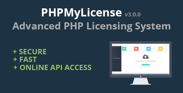 CodeCanyon PHPMyLicense 11719122