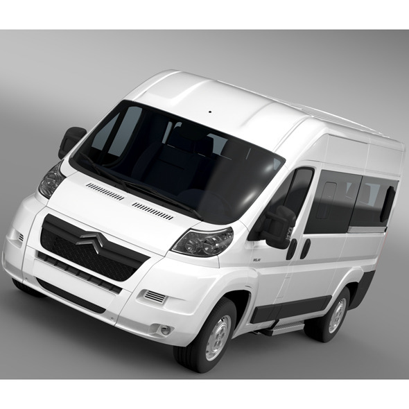 Citroen Relay Window Van L2H2 2006-2014