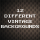 PREMIUM VINTAGE BACKGROUNDS v.2 - GraphicRiver Item for Sale