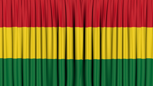 Bolivia Curtain Open