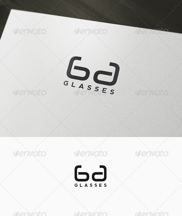Glasses Lenses Logo