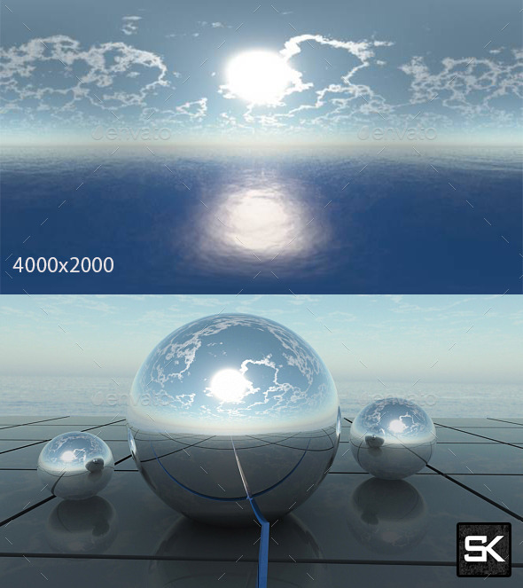 3DOcean Sea 11724960