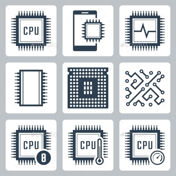 Computer Chip Patterns » Tinkytyler.org - Stock Photos ...