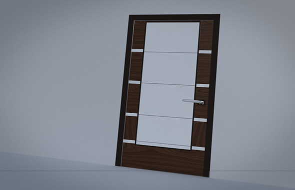 3DOcean Room Doors 11640881