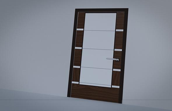 Room Doors - 3DOcean Item for Sale