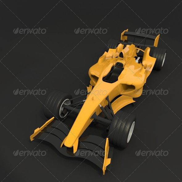 3DOcean McLaren MP4-21 F1 144026