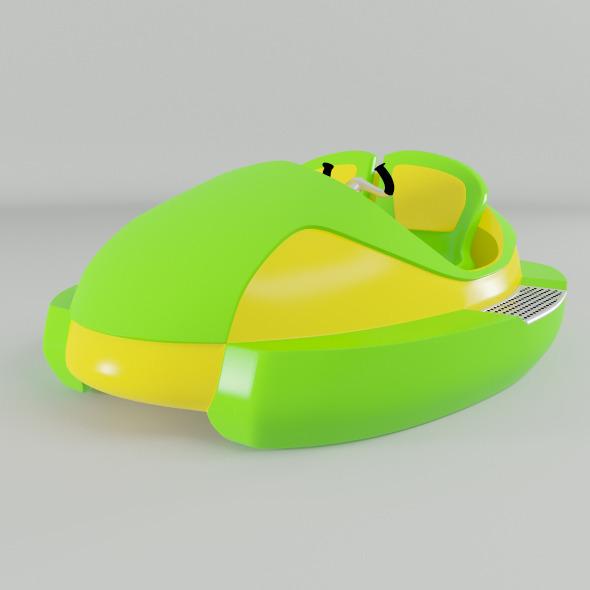 3DOcean Pleasure Boat 11728388