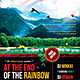 At The End Of The Rainbow Poster/Flyer