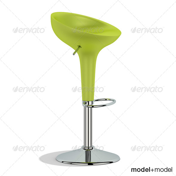Magis Bombo stool - 3DOcean Item for Sale