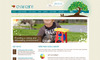 Download website template Child Care Creative - 11 page HTML