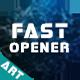 Fast Glitch Opener - VideoHive Item for Sale
