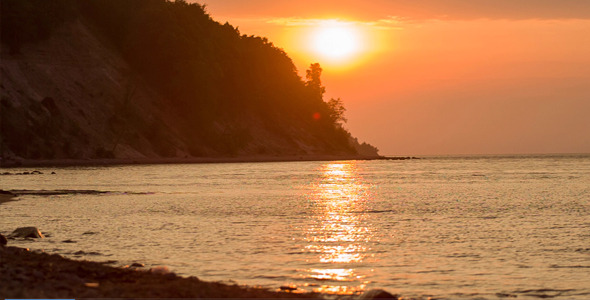 VideoHive Evening Bay 11734752