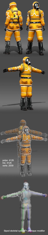 3DOcean Exterminator 11734880