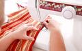 Elderly woman sewing - PhotoDune Item for Sale
