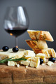 cheese and wine - PhotoDune Item for Sale