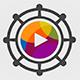 Media Fun Logo  - GraphicRiver Item for Sale