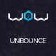 WOW - Unbounce Responsive Landing Page - ThemeForest Item for Sale