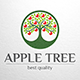 Apple Tree Logo Template - GraphicRiver Item for Sale