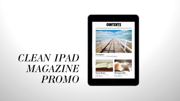 Tablet Magazine Promo