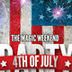 4th July 2015 Flyer Template n Memorial Day  - GraphicRiver Item for Sale