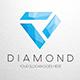 Diamond Logo Template - GraphicRiver Item for Sale