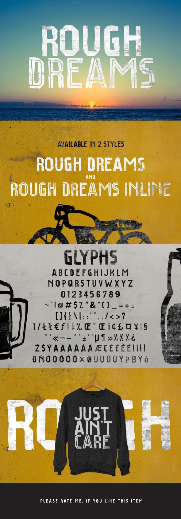 GraphicRiver Rough Dreams 11752070