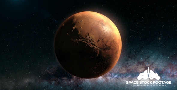 VideoHive Mars Approach 2 11753435