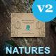Invitation Card Mockup Nature Series Volume2 - GraphicRiver Item for Sale