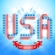 USA Independence Day Background - GraphicRiver Item for Sale