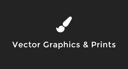 Vector Graphics & Prints