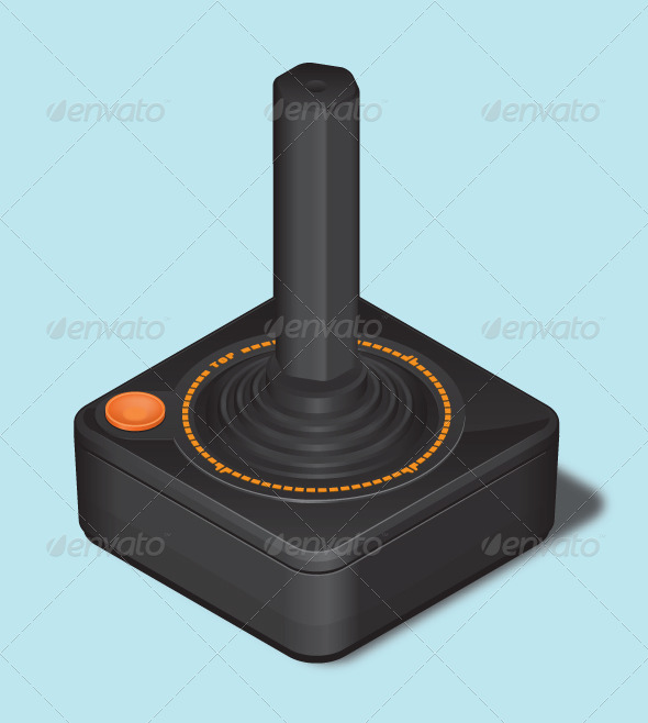 GraphicRiver Joystick 144346