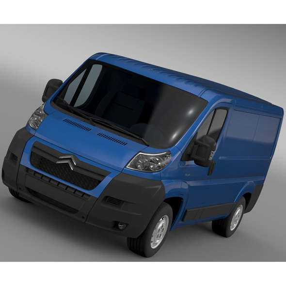 Citroen Relay Van L1H1 2006-2014