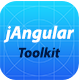 jAngular Toolkit for Angular JS
