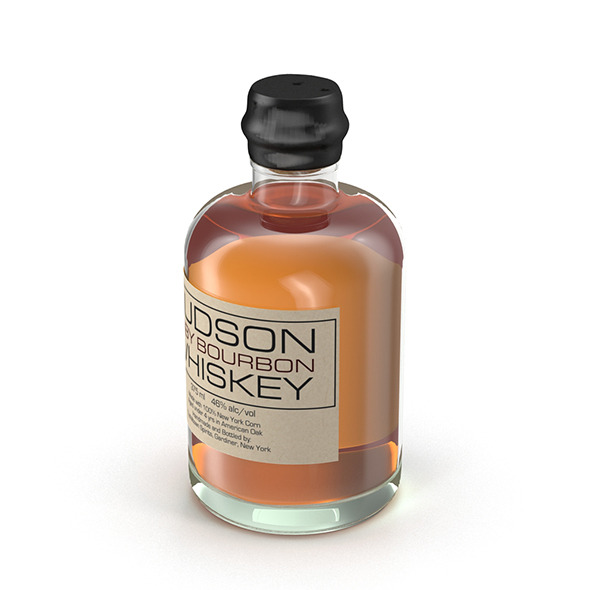 3DOcean Whiskey hudson spirit 11760377