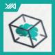 Brain Box - Idea Solution Logo